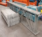 USED Light Duty Racking - Package Deal